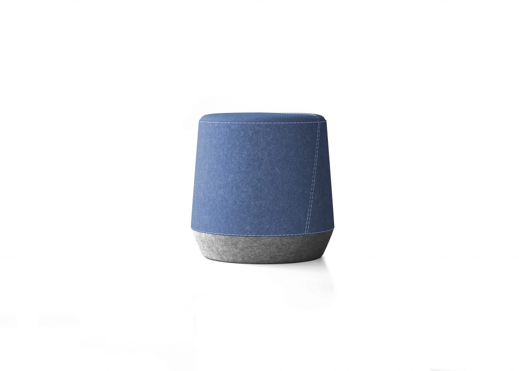 Friant Furniture Soft Seating Pog II Render - Small