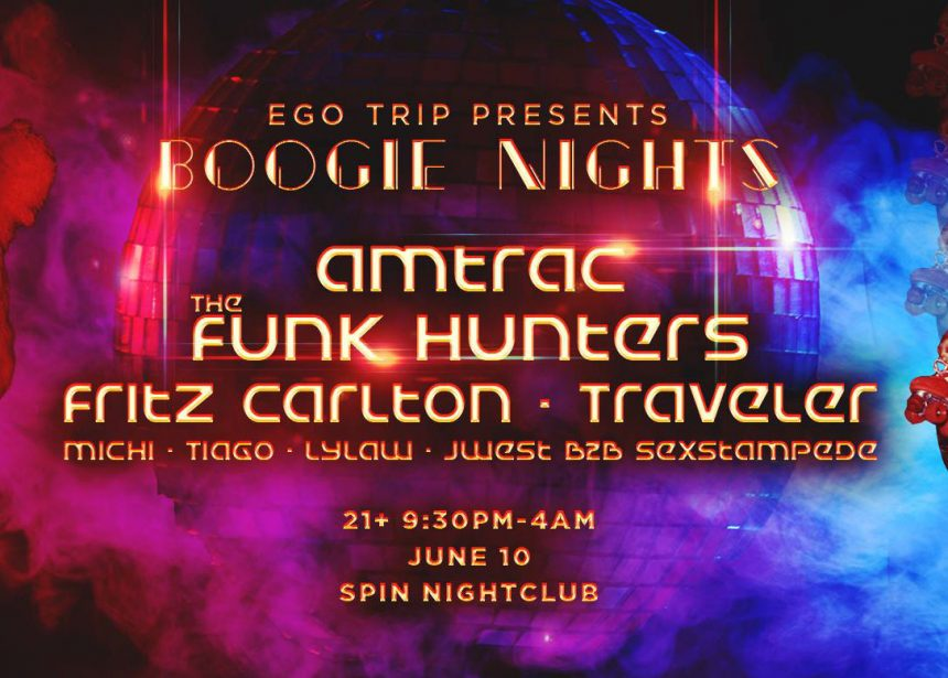 Ego Trip Boogie Nights Feat Traveler