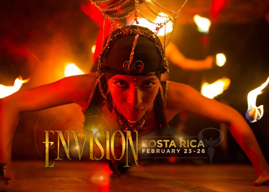 Want To Go To Envision, Costa Rica? Win A VIP Ticket + Flight + Bungalow!