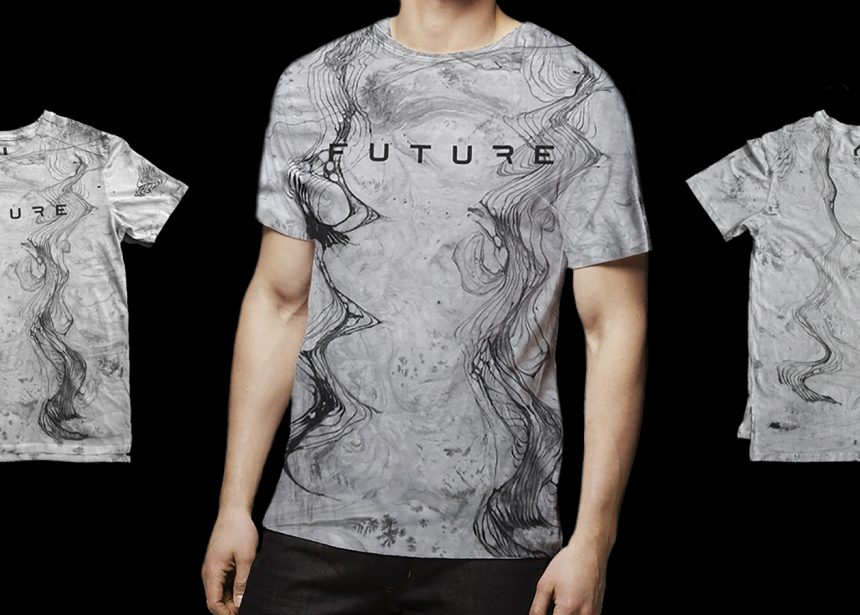 "Outside In ""Future"" Tee"