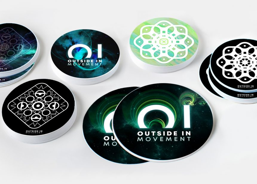 Limited Edition Eon / OI Sticker Pack
