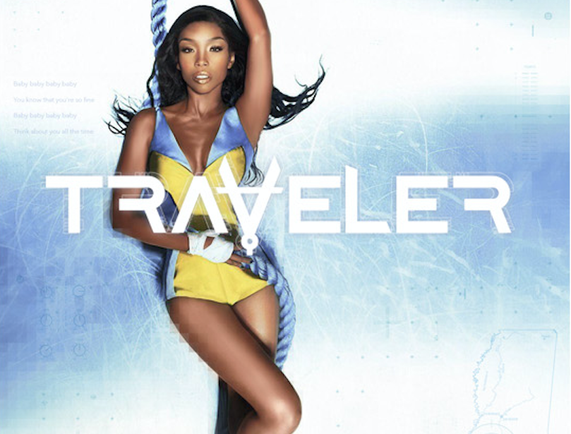 Brandy – Baby (Traveler Remix)