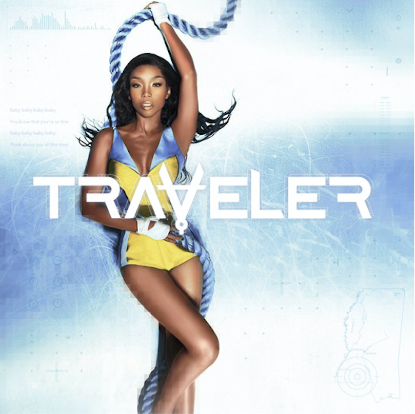 Brandy – Baby (Traveler Remix)